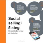 Social selling education