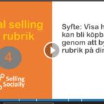 Social selling byt rubrik